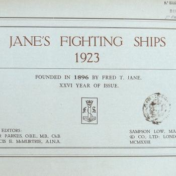 Jane's Fighting Ships