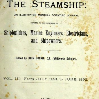 The Steamship
